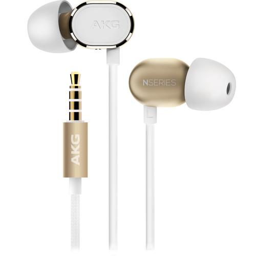 AKG N20 In-Ear Headphones (Gold)