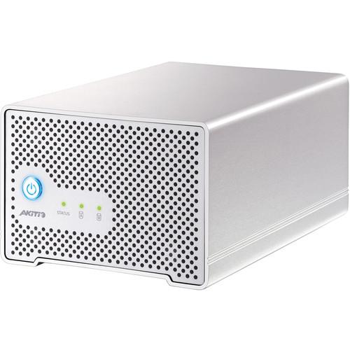 AkiTio 2TB Neutrino Thunder Duo External Storage System