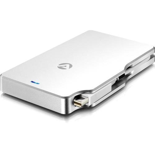 AkiTio 512GB Palm RAID Portable SSD