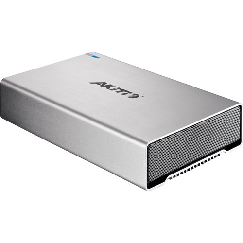 AkiTio SK-3501 Super-S3 External Hard Drive Enclosure