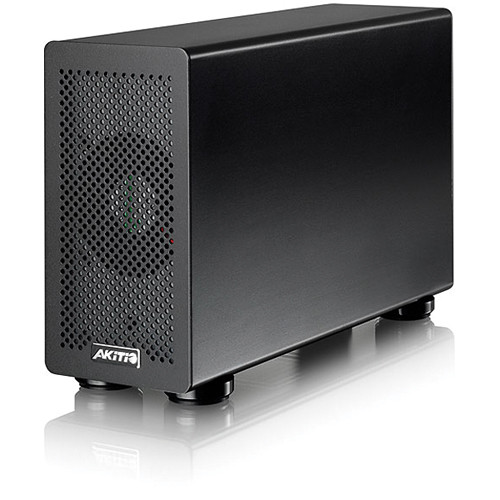 Akitio Thunder2 PCIe Box Expansion Chassis