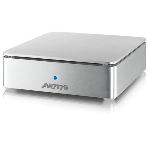 AkiTio 1TB (2 x 512GB) Thunder2 Storage-AV SSD Array