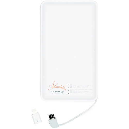 Aladdin External Portable Battery for Eye-Lite and A-Lite On-Board LED Lights