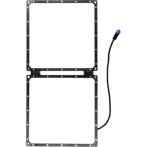 Aladdin Bi-Fold2 Bi-Color LED Panel with V-Mount (1 x 2')