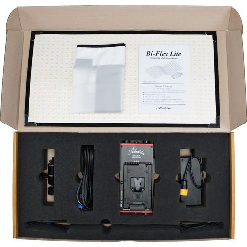 Aladdin Bi-Flex2 Bi-Color V-Mount Kit