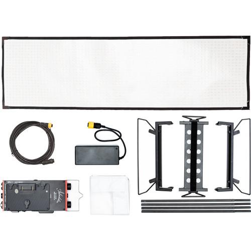 Aladdin Bi-Flex4 Bi-Color LED Panel Kit (GoldMount)