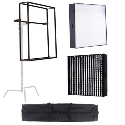 Aladdin Frame Kit f/ Fabric-Lite 200 Including Diffuser And Grid