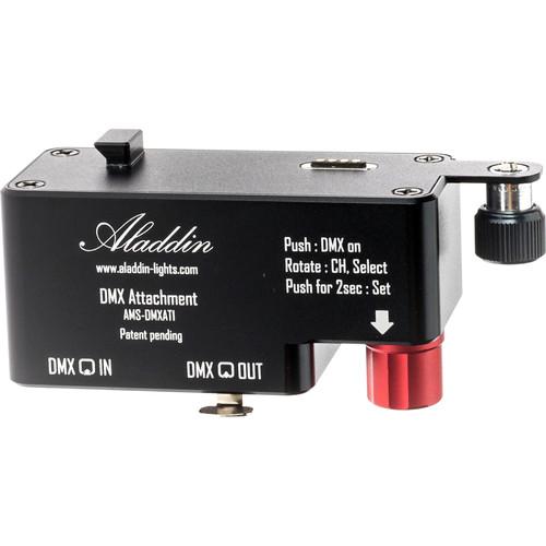 Aladdin DMX Attachment for Micro LED Bi-Flex M3 and M7