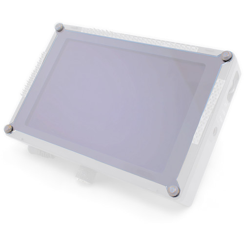 """Alan Gordon Enterprises Acrylic Screen Protector for TVLogic 5.6"""" Monitor"""