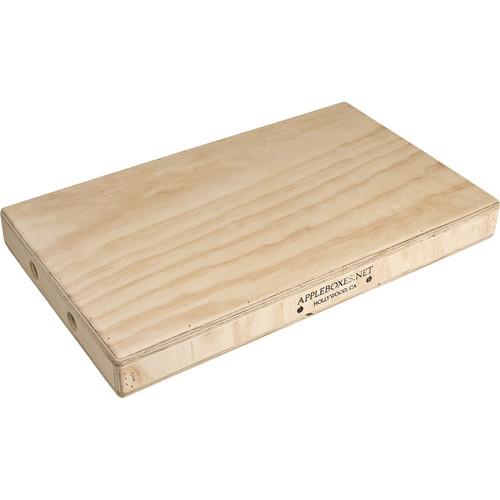 """Alan Gordon Enterprises Apple Box - Quarter (19.75 x 11.75 x 2"""")"""