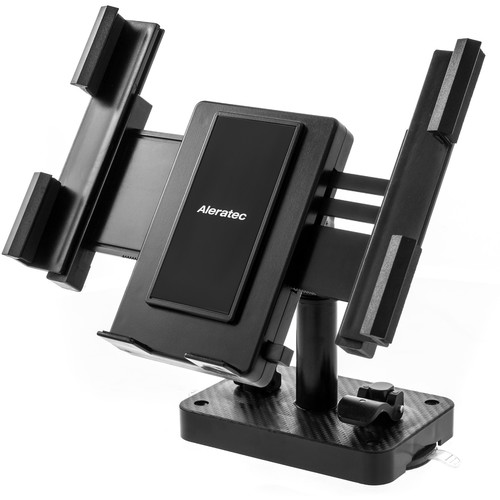 Aleratec Universal Tablet/Smartphone Stand with Desktop/Wall Mount and Suction Cup