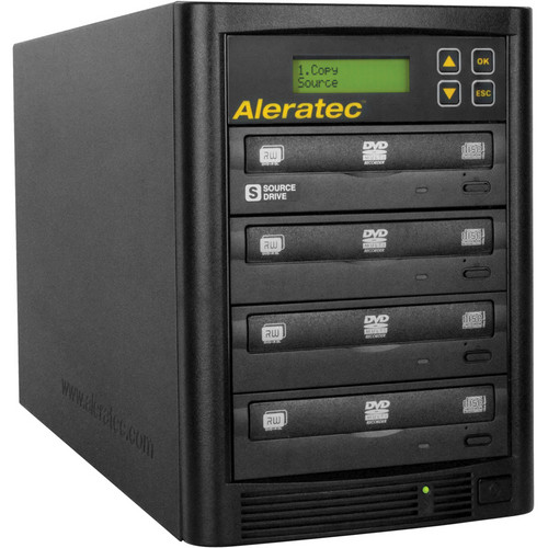 Aleratec 1:3 DVD/CD Copy Tower Duplicator