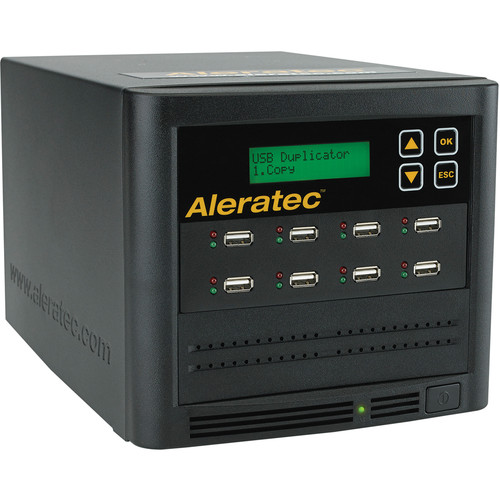 "Aleratec 1:7 USB Flash Drive & 2.5"" HDD/SSD Copy Cruiser"