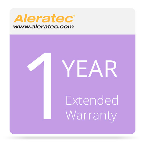 Aleratec 1-Year Warranty Extension for Select Duplicator Models (D)