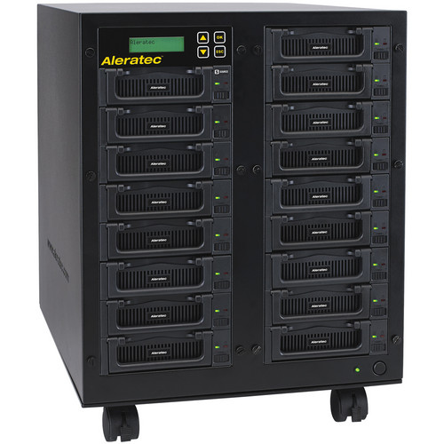Aleratec 1:16 HDD Copy Cruiser IDE/SATA High-Speed Duplicator