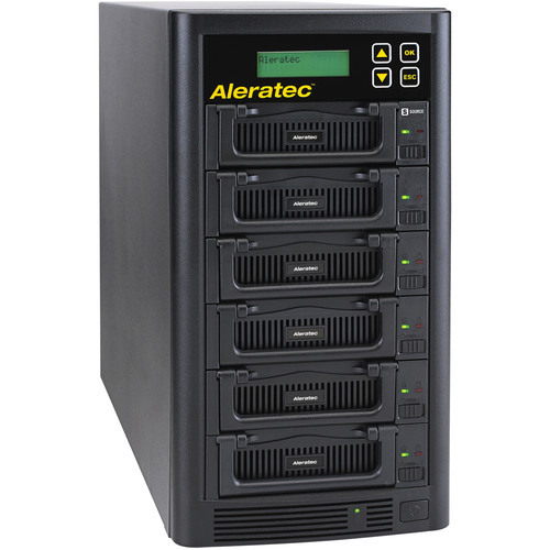 Aleratec 1:5 HDD Copy Cruiser High-Speed WL Duplicator