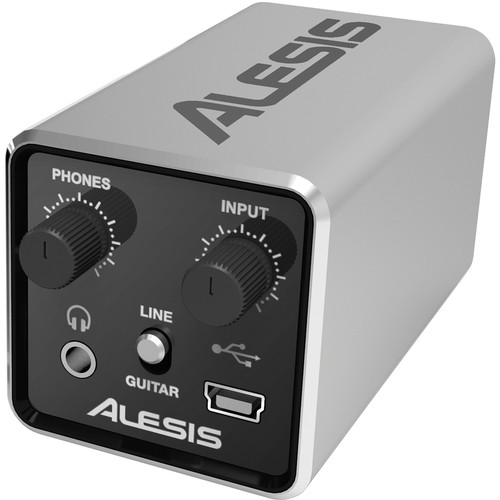 Alesis Core 1 24-bit Inline USB Audio Interface