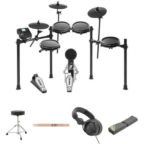 Alesis Nitro 8-Piece Electronic Drum Set Performer Kit