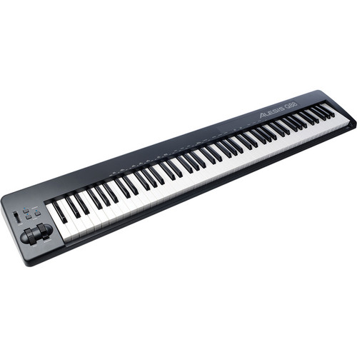 Alesis Q88 - USB/MIDI Extended Keyboard Controller
