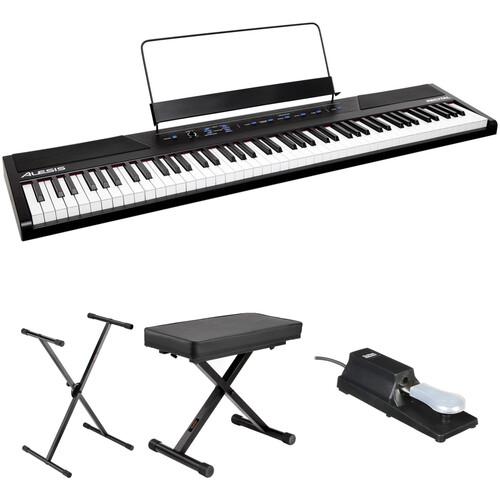 Alesis Recital 88-Key Digital Piano Essentials Kit