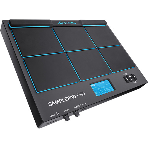 Alesis SamplePad Pro 8-Pad Percussion and Triggering Instrument