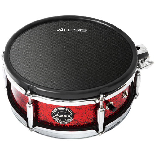 """Alesis Strike 10"""" Dual-Zone Mesh-Head Electronic Drum with Hardware"""