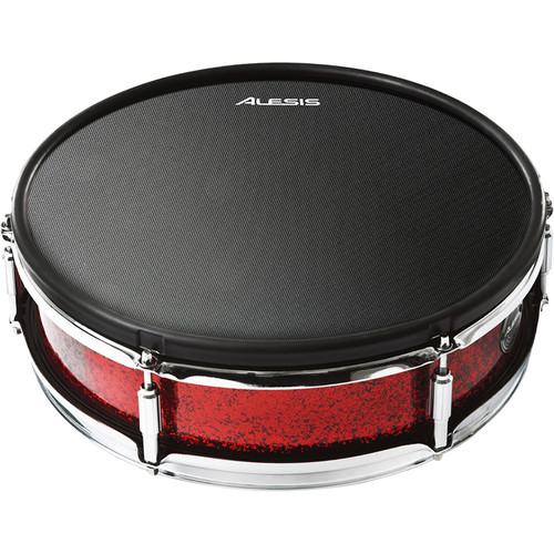 "Alesis Strike 14"" Dual-Zone Mesh-Head Electronic Drum with Hardware"