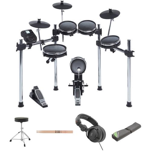 Alesis Surge 8-Piece Mesh Electronic Drum Set Performer Kit
