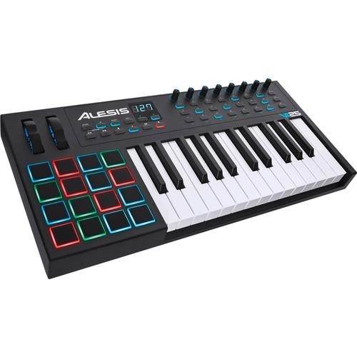 Alesis VI25 25 Key USB/MIDI Keyboard Controller