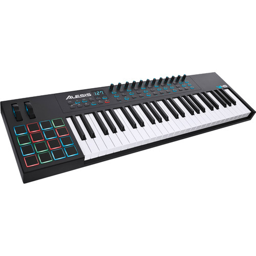 Alesis VI49 49-Key USB/MIDI Keyboard Controller