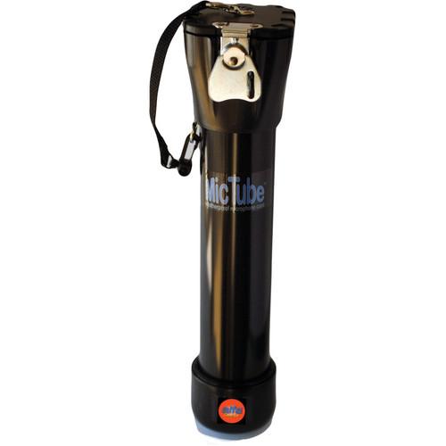 Alfa Case 20011MTLB MicTube Weatherproof Microphone Case (Black)