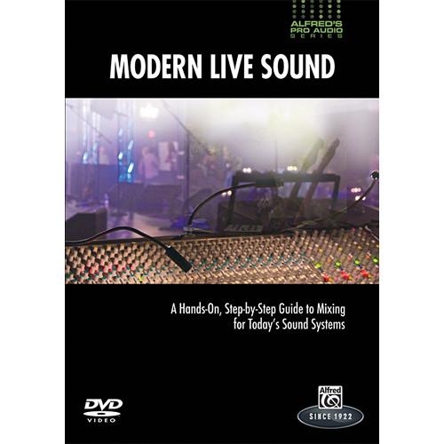ALFRED DVD: Pro Audio Series: Modern Live Sound
