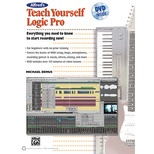 ALFRED Book: Teach Yourself Logic Pro/Express