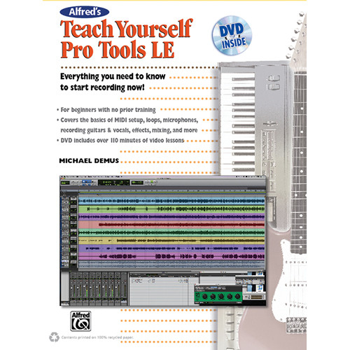 ALFRED Book: Teach Yourself Pro Tools LE