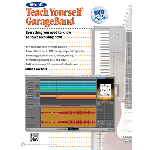 ALFRED Book: Teach Yourself GarageBand