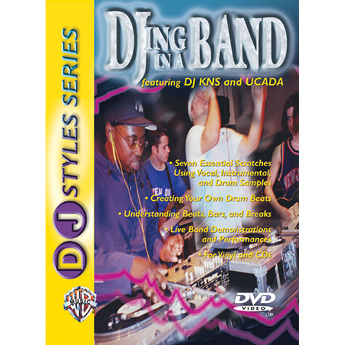ALFRED DVD: DJ Styles Series: DJing in a Band