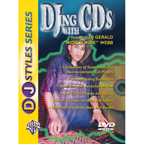 ALFRED DVD: DJ Styles Series: DJing with CDs