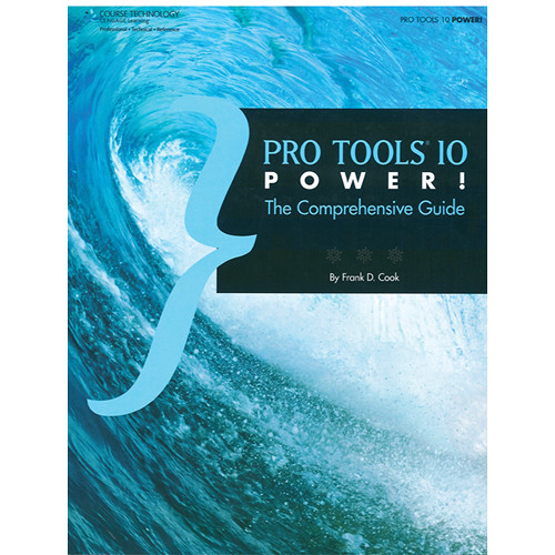 ALFRED Book: Pro Tools 10 Power!