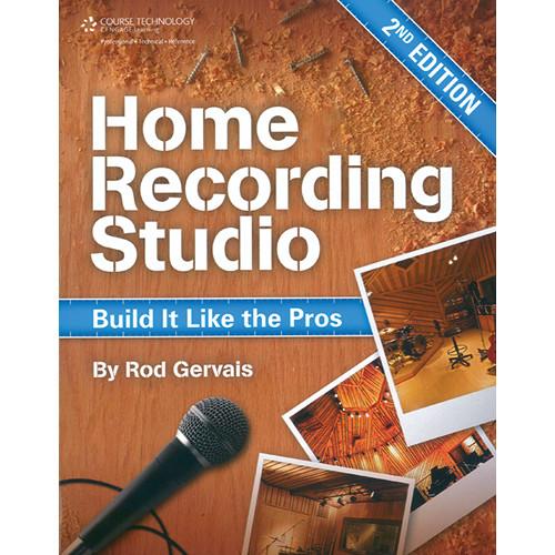 ALFRED Book: Home Recording Studio, 2nd ed.