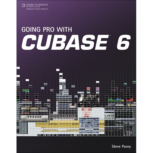 ALFRED Book: Going Pro with Cubase 6
