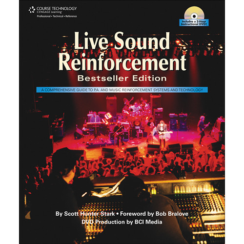 ALFRED Book: Live Sound Reinforcement (Bestseller Edition)