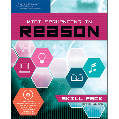 ALFRED Book: MIDI Sequencing in Reason: Skill Pack