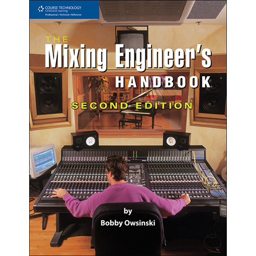 ALFRED Book: The Mixing Engineer's Handbook, 2nd ed.