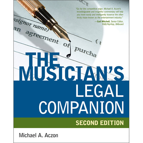 ALFRED Book: The Musician's Legal Companion, 2nd ed.