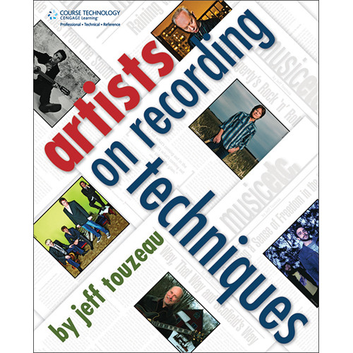 ALFRED Book: Artists on Recording Techniques
