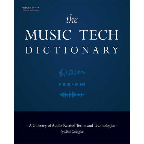 ALFRED Book: The Music Tech Dictionary