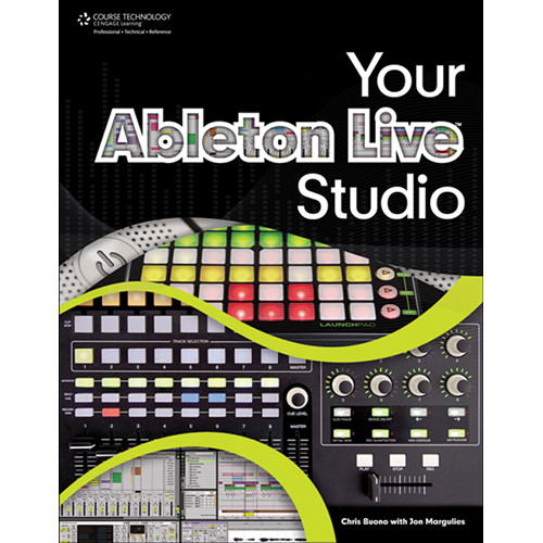 ALFRED Book: Your Ableton Live Studio