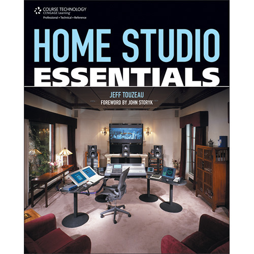 ALFRED Book: Home Studio Essentials