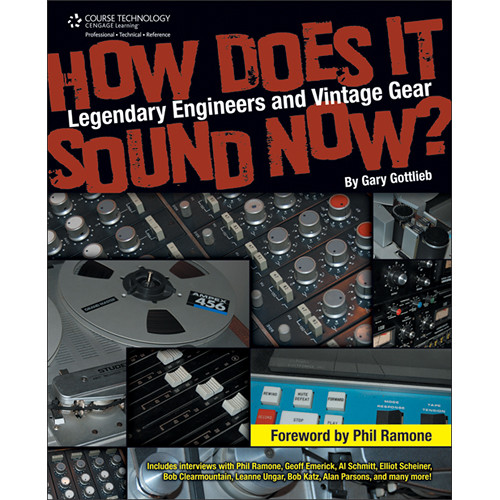 ALFRED Book: How Does It Sound Now? Legendary Engineers and Vintage Gear