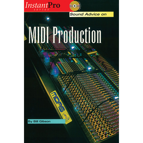 ALFRED Sound Advice on MIDI Production Book